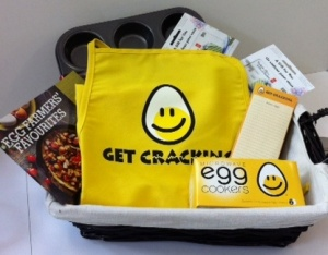 Egg Farmers of Canada prize pack